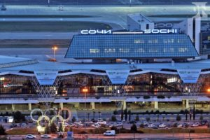 Аэропорт Адлер (Сочи)